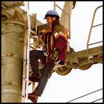 Système d'arrêt des chutes, application Verticale (VST)